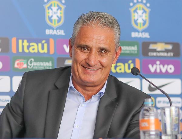 Agora lanço a pergunta a vocês: se não for Tite, quem será o técnico da seleção brasileira? Foto: Divulgação/CBF
