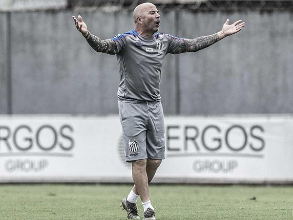Contrato do argentino com o Peixe vai até 2020, mas sua permanência ainda é incerta. Foto: Ivan Storti/Santos FC
