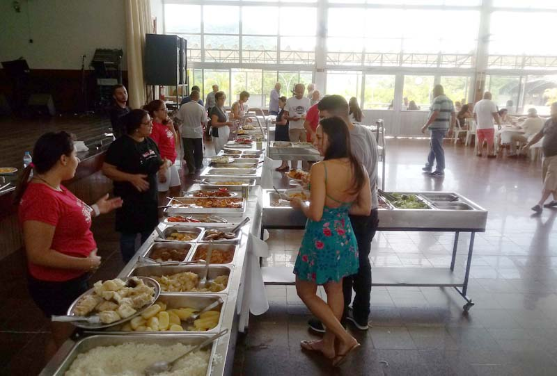 Evento será na sede social, na zona norte da capital paulista. Foto: Marcos Júnior Micheletti/Portal TT