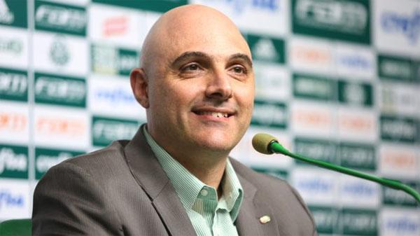Último balancete divulgado pela administração Maurício Galiotte foi no mês de maio. Foto: César Greco/Ag. Palmeiras