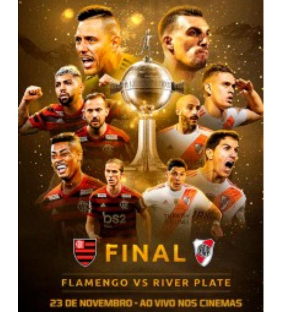 A partida acontecerá no próximo sábado (23), às 17h