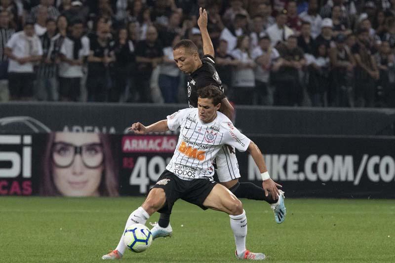 Equipe paulista estará no gramado do Engenhão neste domingo. Foto: Agência Corinthians