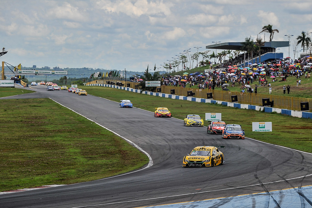 Campeonato será decidido em 15 de dezembro na corrida única de Interlagos. Foto: Vicar