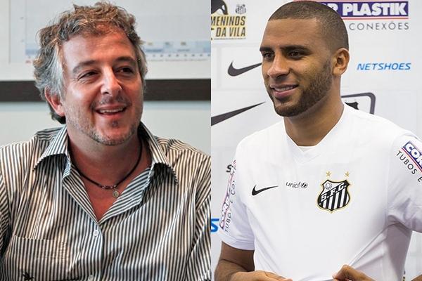 Santos vence o Palmeiras, e fica a um empate do titulo da Copa do Brasil. Arbitragem irrita presidente Paulo Nobre e Nílson o torcedor santista