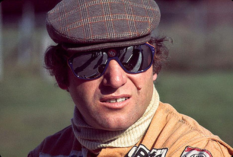 O piloto que merecia ter corrido pela Ferrari. Foto: Reprodução