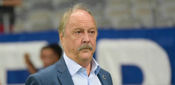Presidente Wagner Pires de Sá vai falar sobre a situação financeira do Cruzeiro. Foto: © Washington Alves/Light Press/Cruzeiro/Via UOL