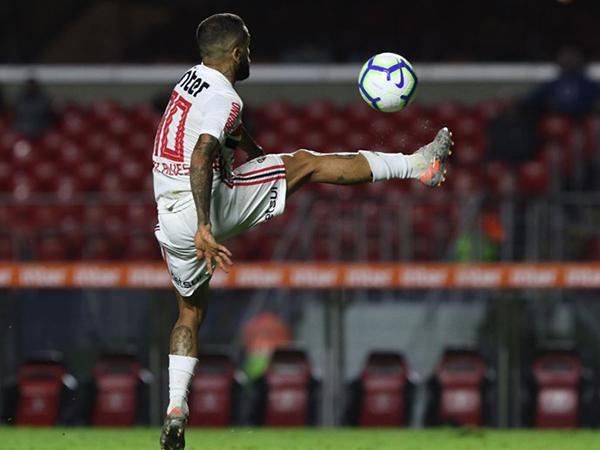 Camisa 10 tricolor defendeu o trabalho de Raí na direção de futebol do clube. Foto: Rubens Chiri / saopaulofc.net