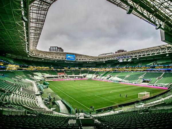 Jogo no Allianz Parque terá apenas torcedores do Verdão. Foto: Divulgação
