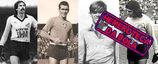 Veja fotos antigas de Marcos, Rogério Ceni, Manga e muitos outros