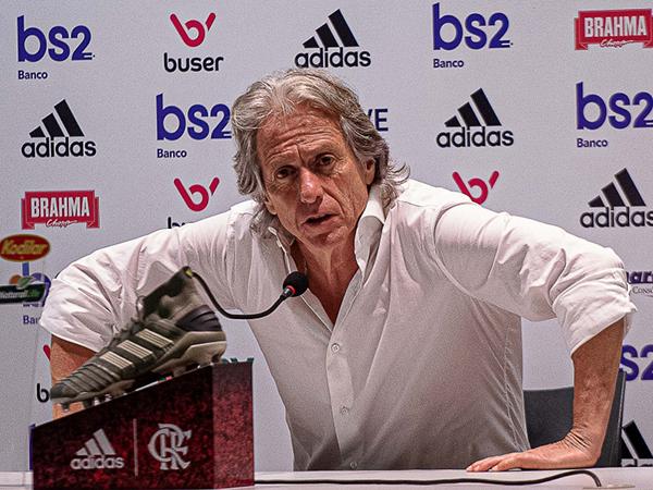 Técnico flamenguista ainda revelou desejo de trabalhar na Espanha e Itália. Foto: Alexandre Vidal, Marcelo Cortes & Paula Reis / Flamengo