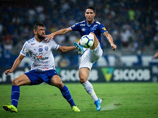 Criticado pela situação do clube, camisa 10 deixou as redes sociais. Foto: Bruno Haddad/Cruzeiro