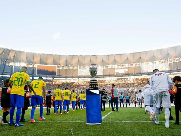 Atual campeã, a seleção brasileira disputará a primeira fase do torneio na Colômbia. Foto: Divulgação