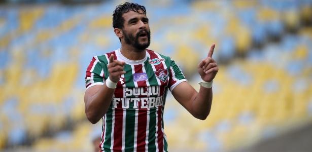 O dirigente afirmou que o Fluminense não liberou o centroavante