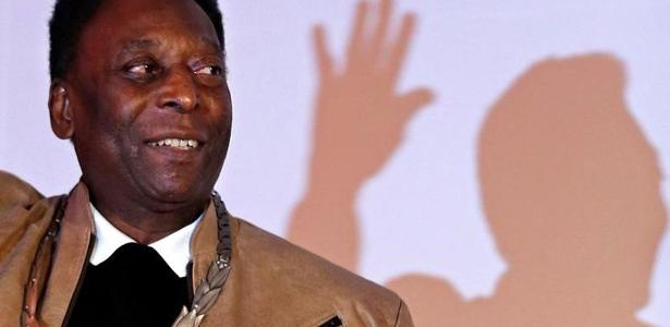 Pelé será o embaixador do Carioca
