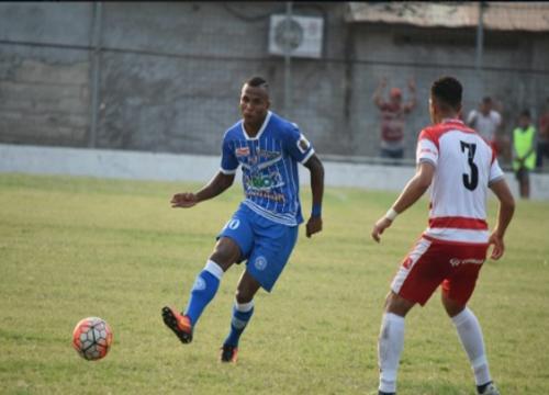 Alan Pereira jogava Club Deportivo y Social Santa Rita, do Equador