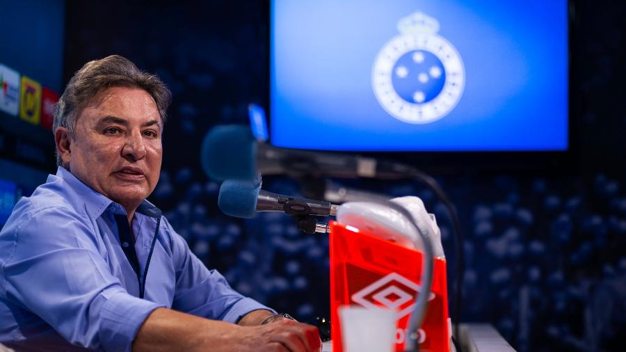 Gestor falou após o rebaixamento da equipe. Foto: Bruno Haddad/Cruzeiro