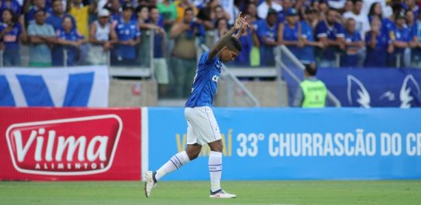 Raniel marcou seis gols pelo Cruzeiro na atual temporada