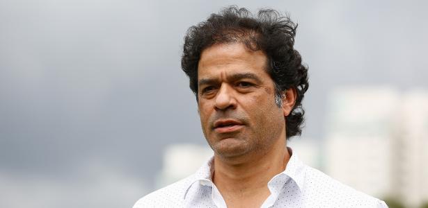 Raí, diretor-executivo de futebol do São Paulo. Foto: Marcello Zambrana/AGIF/Via UOL