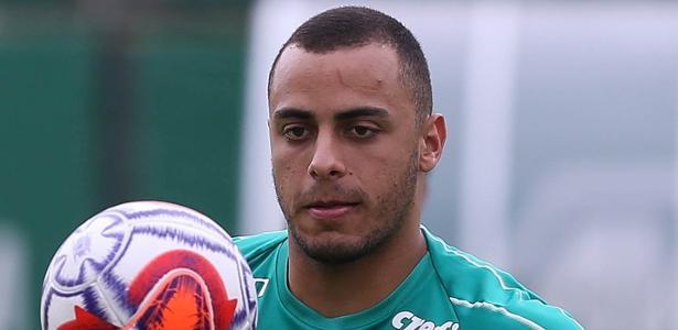 Arthur Cabral, atacante que o Palmeiras contratou do Ceará. Foto: Cesar Greco/Ag. Palmeiras/Divulgação/Via UOL