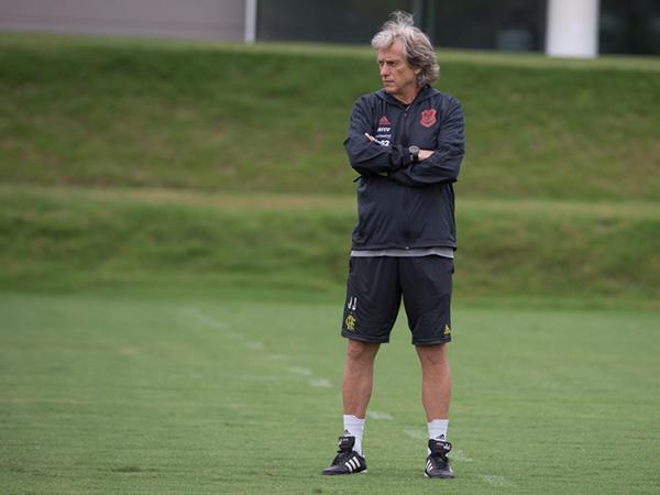 Treinador do Flamengo estaria na lista de possíveis substituto de Zidane. Foto: Alexandre Vidal / Flamengo