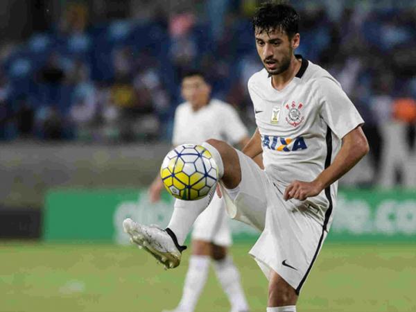 Camacho voltará ao Corinthians após período no Athletico. Foto: Daniel Augusto Jr/Ag Corinthians/Divulgação)