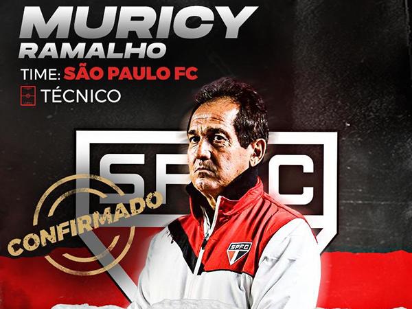 Treinador histórico do tricolor comandará time de ídolos do clube. Foto: Divulgação