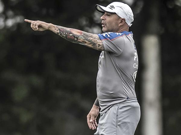 Treinador não se acertou com a diretoria do clube da Vila Belmiro. Foto: Ivan Storti/Santos FC
