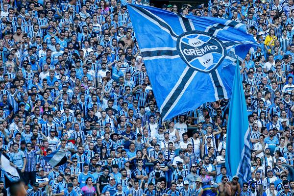 Clube gaúcho anunciou saída de diretores. Foto: site oficial do Grêmio