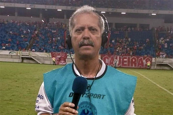Magno estava com 60 anos. Foto: Federação Sergipana de Futebol