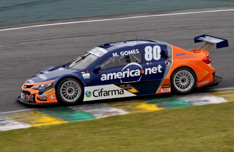 Piloto da KTF Sports fooi o mais rápido nas duas sessões. Foto: Marcos Júnior Micheletti/Portal TT