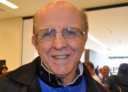Ex-jogador conversou com Milton Neves. Foto: Marcos Micheletti/Portal TT
