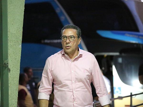 Novo treinador do Verdão se mostrou animado com retorno ao clube. Foto: Facebook/Divulgação