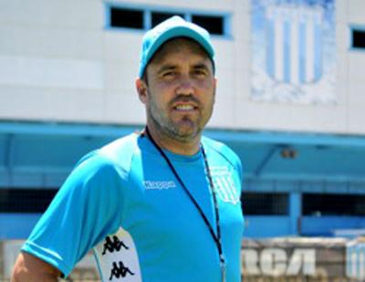 Treinador argentino chega a Porto Alegre na próxima quarta-feira. Foto: site oficial do Racing