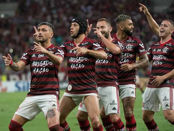 Mengão chega ao torneio com força máxima. Foto: Alexandre Vidal, Marcelo Cortes e Paula Reis / Flamengo
