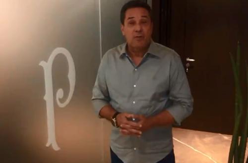 Treinador vai comandar o Palmeiras na próxima temporada. Foto: Reprodução