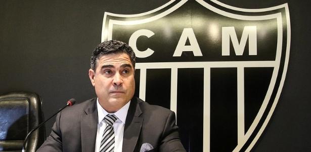 Sette Câmara reclamou após derrota para o Palmeiras. Foto: Bruno Cantini/Clube Atlético Mineiro/Via UOL