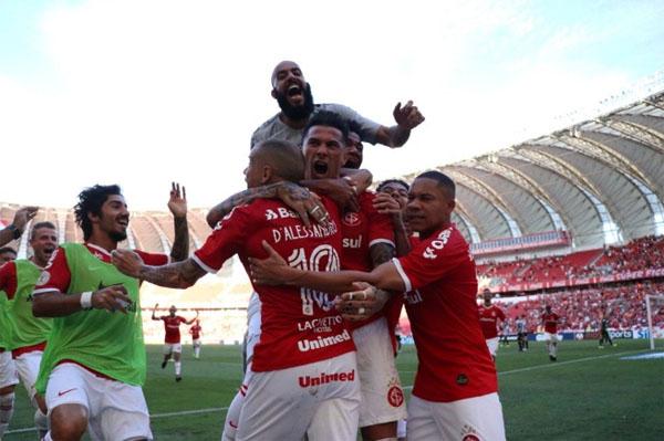 Primeiro adversário será clube chileno. Foto: Ricardo Duarte/Inter