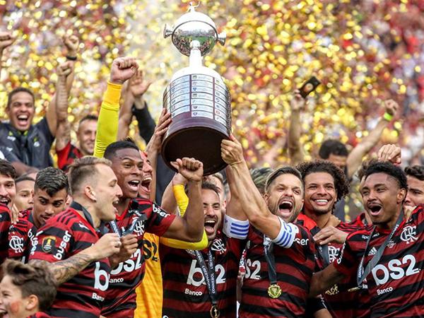 Flamengo estreia dia 4 de março, contra o Junior, na Colômbia. Foto: Divulgação