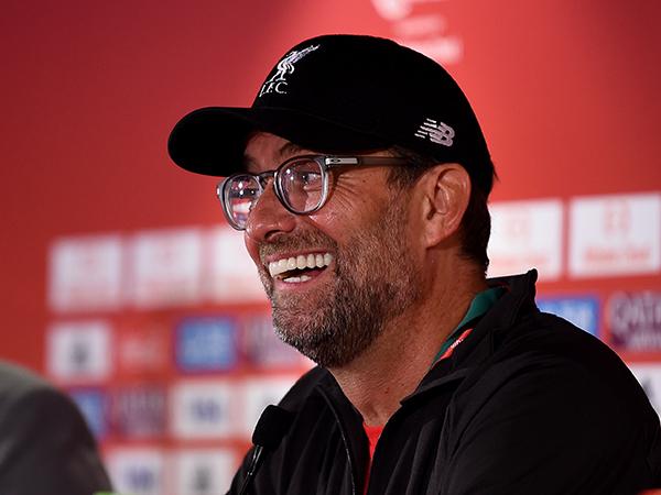 Treinador do Liverpool valorizou o trabalho de Jorge Jesus. Foto: Twitter/Reprodução