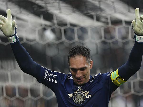 Ex-goleiro do Verdão pode parar no São Paulo em 2020. Foto: Cesar Grecco/Ag. Palmeiras/Divulgação