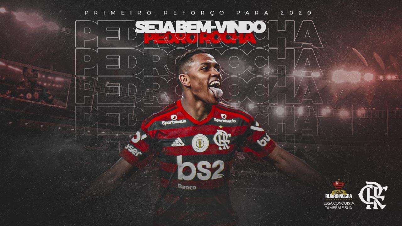Atacante ex-Cruzeiro chega por empréstimo de uma temporada. Foto: Divulgação