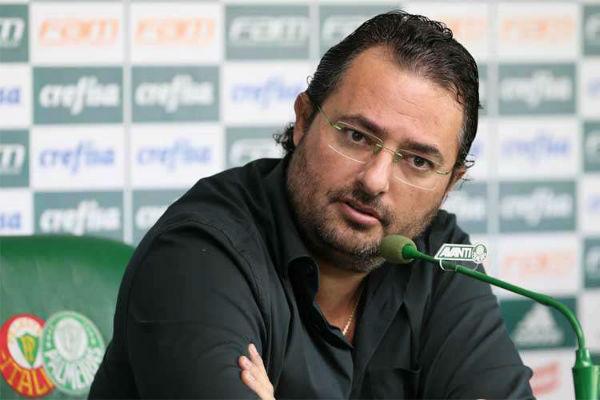 Diretor de futebol pode retornar ao clube na próxima temporada. Foto: Cesar Grecco/Ag. Palmeiras