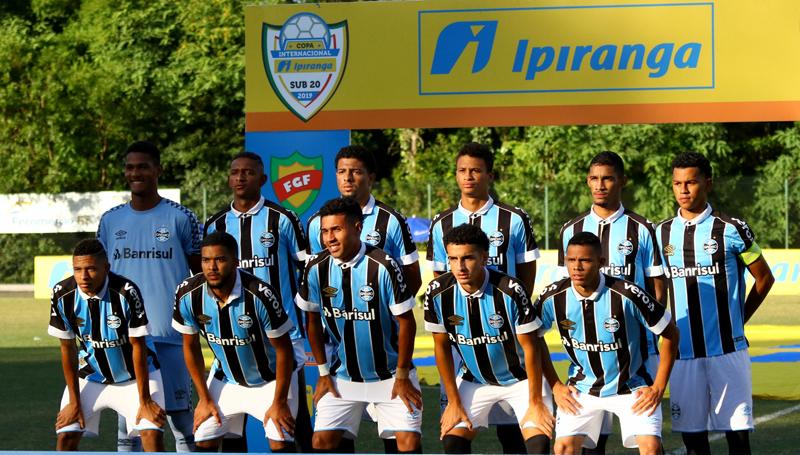 Equipe Sub-19 estará em Mogi das Cruzes para a disputa do torneio. Foto: Rodrigo Fatturi/Grêmio.