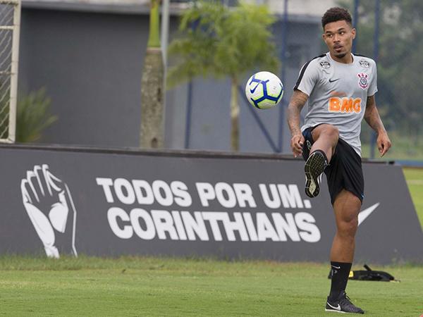 Jogador de 30 anos chegou ao Timão em fevereiro de 2019. Foto: Daniel Augusto Jr./Agência Corinthians