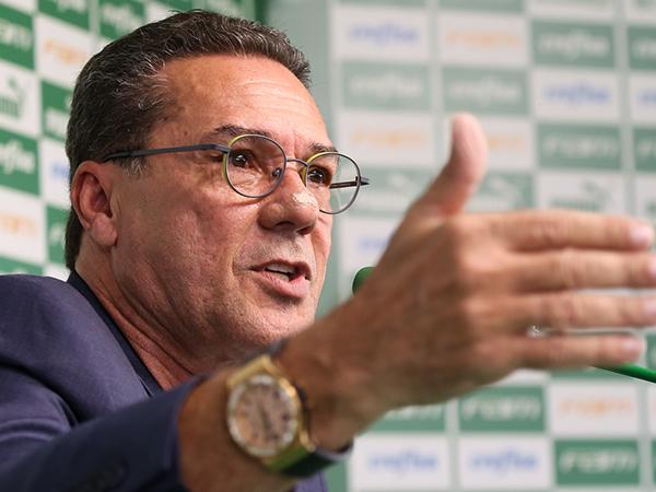 Treinador do Verdão comentou a pré-temporada da equipe na Florida Cup. Foto: Fabio Menotti/Ag Palmeiras/Divulgação