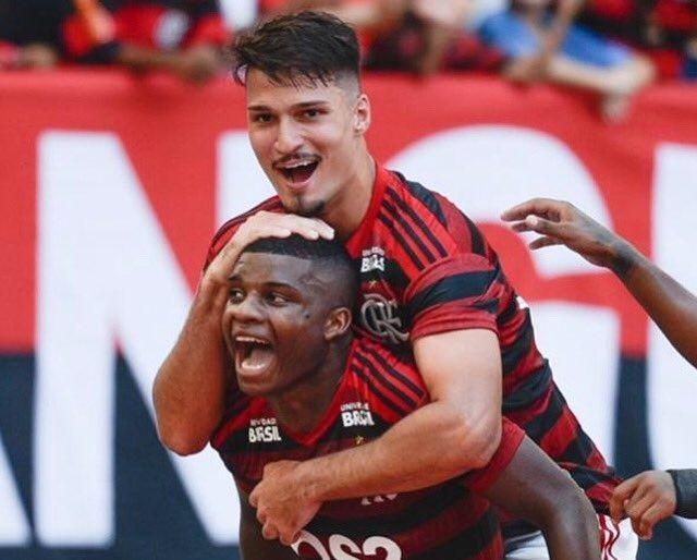 Thuler proferiu fala racista durante live via Instagram. Foto: Alexandre Vidal/ Flamengo/ Divulgação