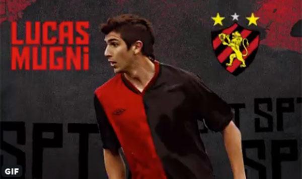Leão fez anúncio da contratação nas redes sociais. Foto: Reprodução/Twitter