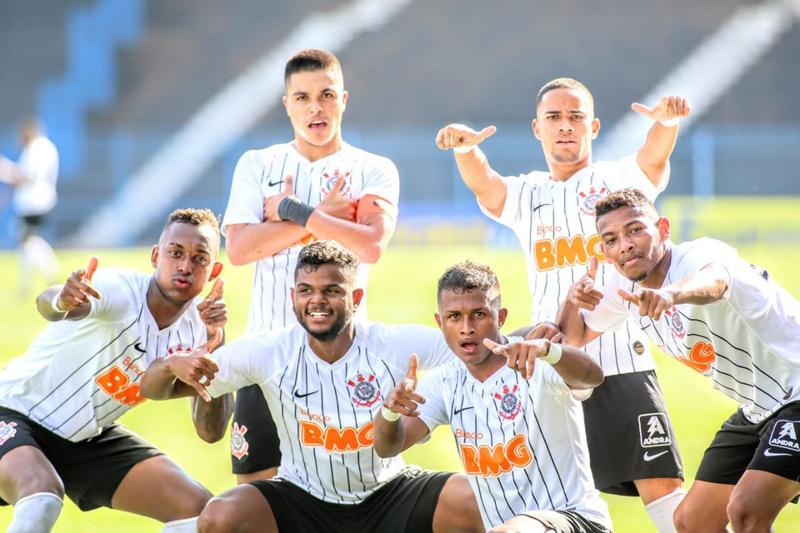 Equipe alvinegra busca seu 11º título no torneio. Foto: Rodrigo Coca/Ag. Corinthians