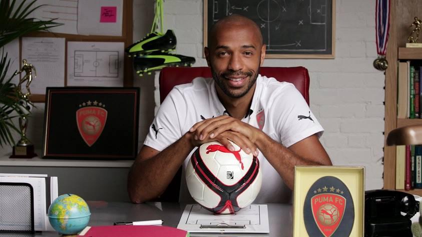 Henry é especulado para treinar o time catalão. Facebook/Divulgação