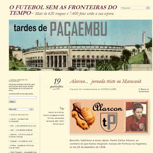 Tardes de Pacaembu